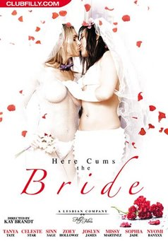 Here Cums The Bride #1
