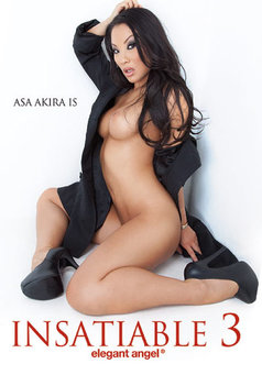 Asa Akira is Insatiable #3
