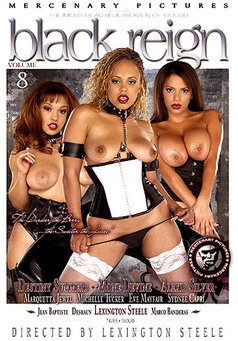 Black Reign #8