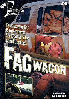 Cum Guzzling Fag Wagon #1