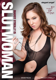 Maddy O'Reilly is Slutwoman #1