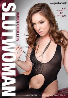 Maddy O'Reilly is Slutwoman #1