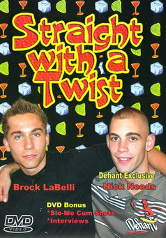 Straight With A Twist #1
