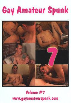 Gay Amateur Spunk #7
