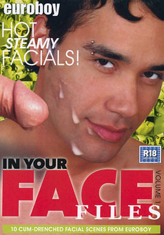 In Your Face Files #1
