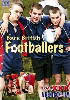Bare British Footballers #1