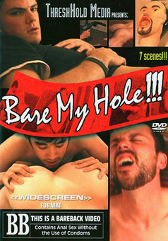 Bare My Hole #1