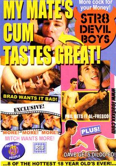 My Mates Cum Tastes Great #1