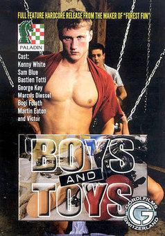 Boys N Toys #1