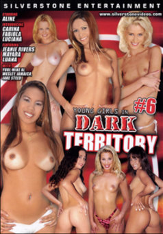 Young Girls in Dark Territory #6