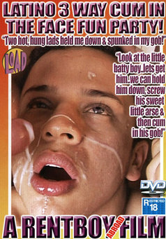 Latino 3 Way Cum In The Face Party #1