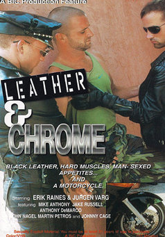 Leather And Chrome #1
