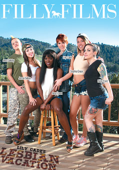Lily Cade's Lesbian Vacation #1