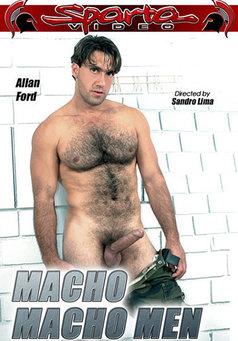 Macho Macho Men #1
