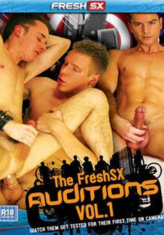 The Freshsx Auditions Volume #1