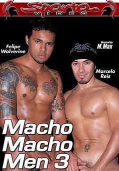 Macho Macho Men #3
