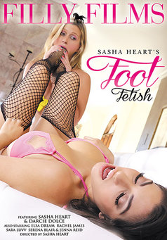 Sasha Heart's Foot Fetish #1