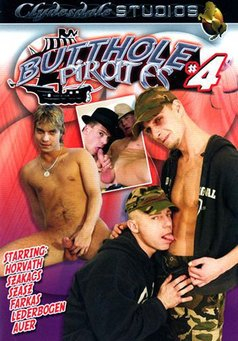 Butthole Pirates #4