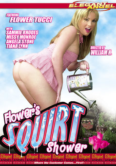 Flower's Squirt Shower #1