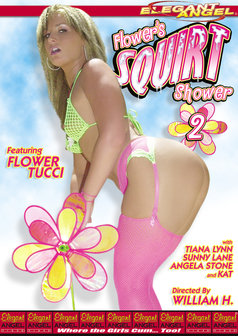 Flower's Squirt Shower #2