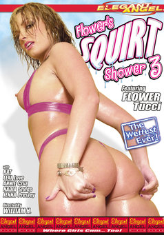 Flower's Squirt Shower #3