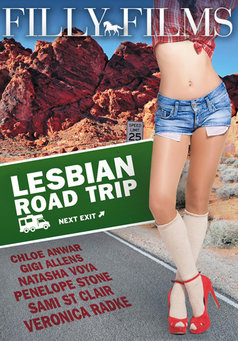Lesbian Roadtrip #1