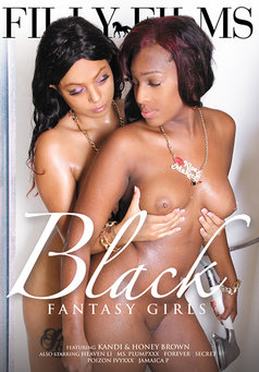 Black Fantasy Girls #1