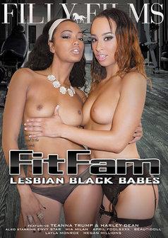 Fit Fam Lesbian Black Babes #1