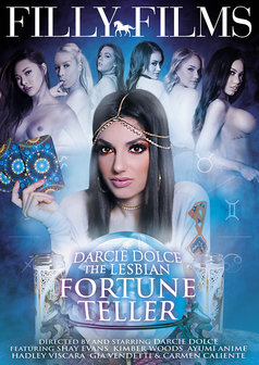 Darcie Dolce The Lesbian Fortune Teller #1