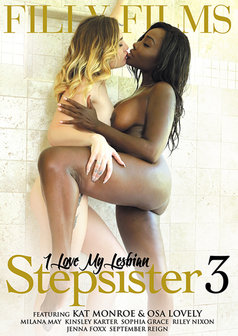 I Love My Lesbian Stepsister #3