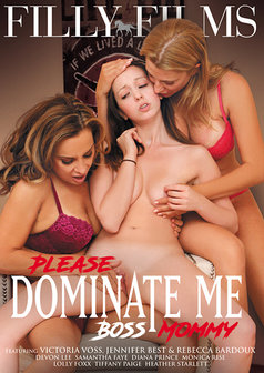 Please Dominate Me Boss Mommy #1