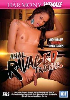 Anal Ravaged Trannies #1