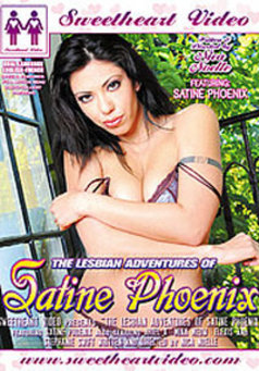 Lesbian Adventures of Satine Phoenix #1