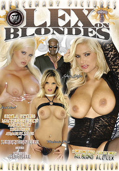 Lex on blonde #5
