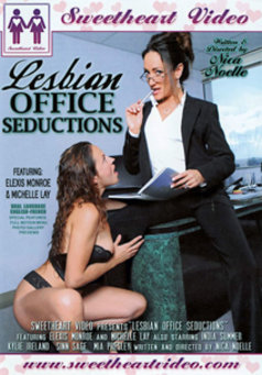 Lesbian Office Seductions #1