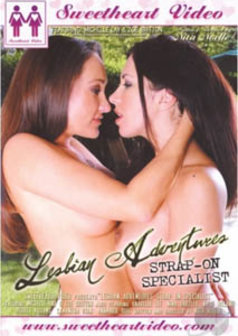 Lesbian Adventures Strap On Specialist #1