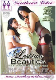 Lesbian Beauties #2