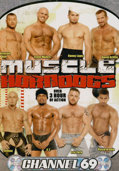 Muscle Horndogs #1