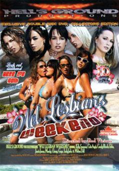 Wet Lesbians Weekend #1
