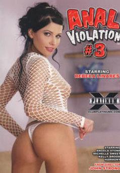 Anal Violation #3