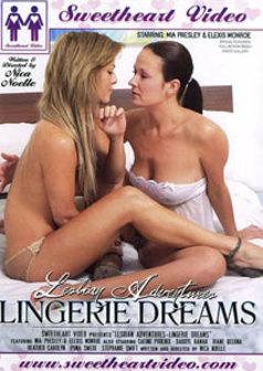 Lesbian Adventures Lingerie Dreams #1