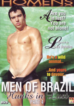 Men of Brazil #4