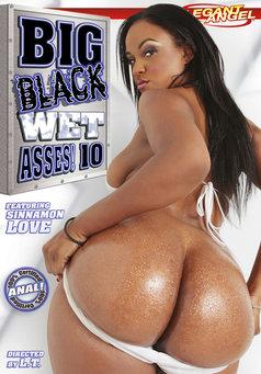 Big Black Wet Asses #10