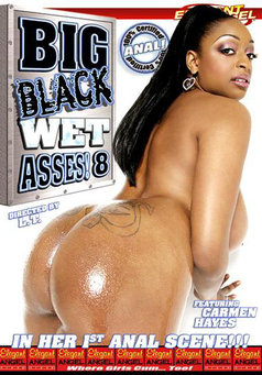 Big Black Wet Asses #8