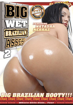 Big Wet Brazilian Asses #2