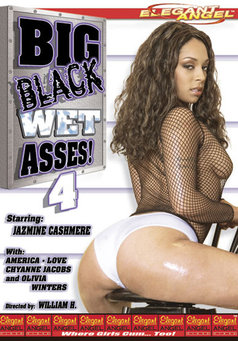 Big Black Wet Asses #4
