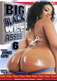 Big Black Wet Asses #6