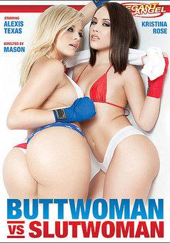 Buttwoman vs Slutwoman #1