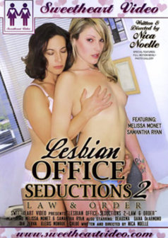 Lesbian Office Seductions #2