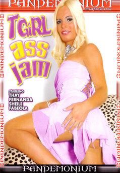 Tgirl Ass Jam #1